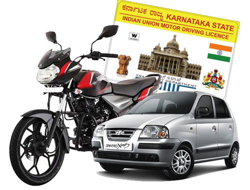 Driving license Service bengaluru
