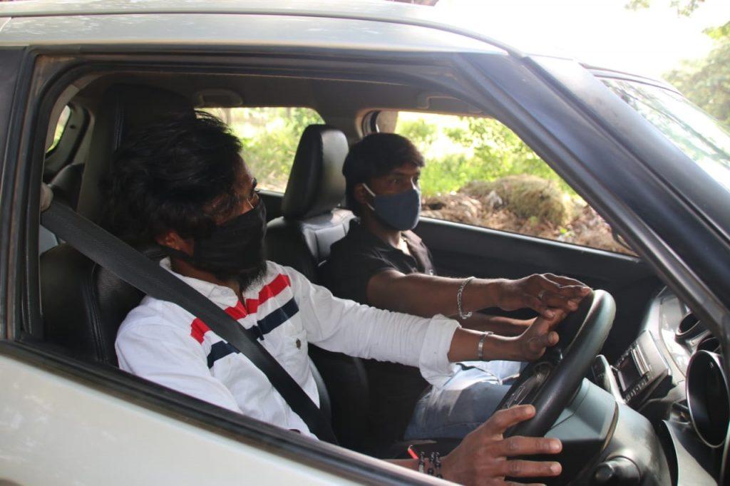 RV Driving School HBR Layout