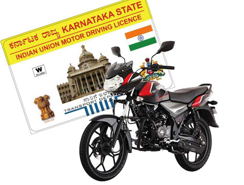 Bike license Service bengaluru