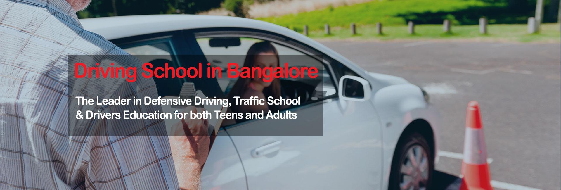Driving School in Bengaluru